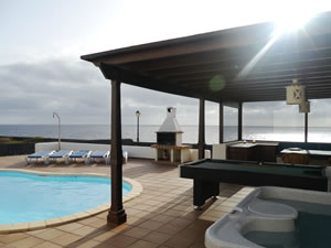 lanzarote beach villas